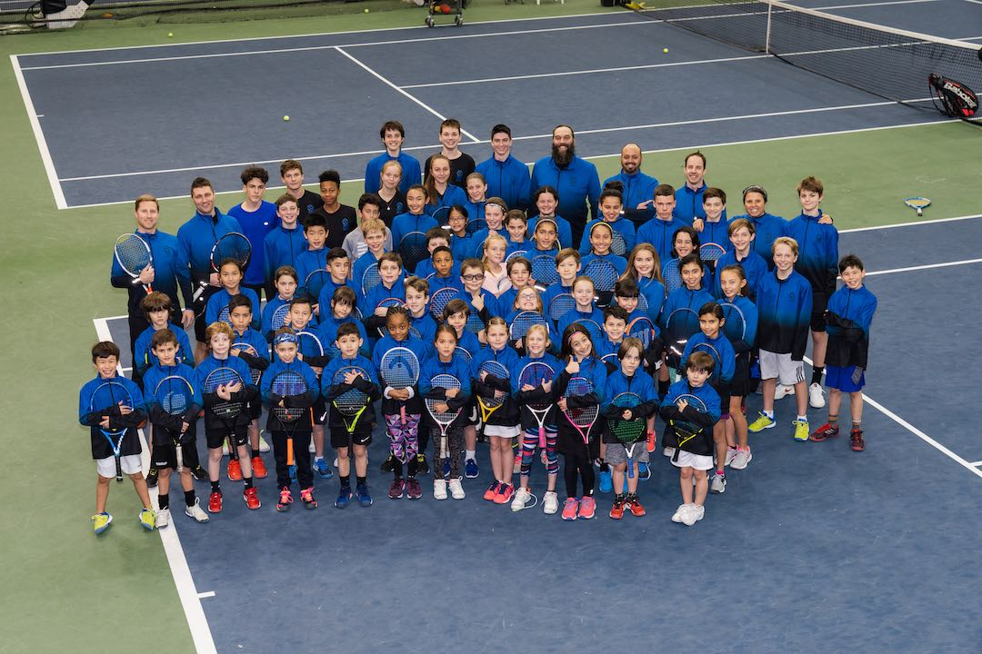 Tennis Montréal Excellence - Photo de groupe 2019